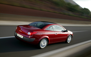 car reviews renault megane coupe cabriolet the aa. Black Bedroom Furniture Sets. Home Design Ideas