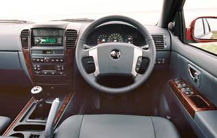 Attractive Picture Of Kia Sorento Interior