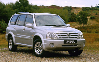 car reviews suzuki grand vitara xl 7 2 0 litre td the aa suzuki grand vitara xl 7 2 0 litre td