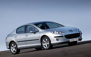 car reviews peugeot 407 2 0 hdi se the aa. Black Bedroom Furniture Sets. Home Design Ideas
