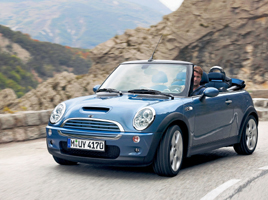 picture of mini convertible cooper s variant