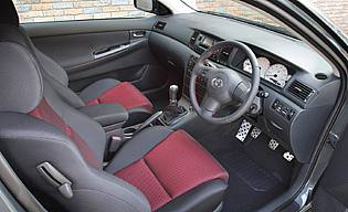 picture of toyota corolla interior