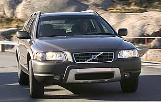 Volvo Xc Main on Volvo V70 Cross Country