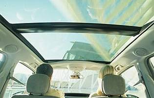 picture of renault espace glass roof