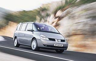 picture of renault espace from the front