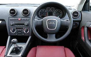car reviews audi a3 sportback 2 0 tdi sport aa. Black Bedroom Furniture Sets. Home Design Ideas