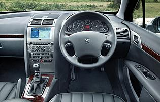 pic of driving position