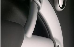 picture of mini cooper interior