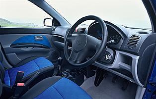 pic of car interior