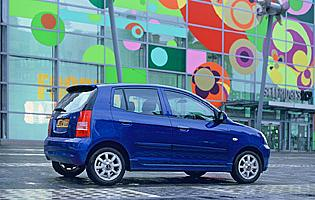 Car Reviews: Kia Picanto 1 1 SE - The AA