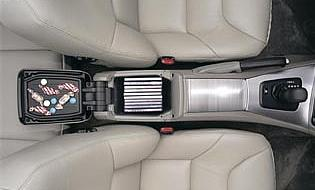 picture of volvo s60 detail