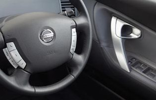 picture of nissan primera interior