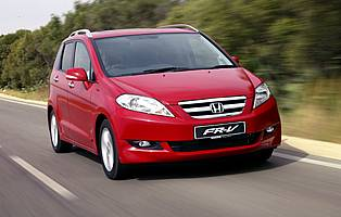 Car Reviews: Honda FR-V 2.0 SE - The AA