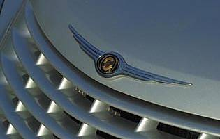 picture of chrysler pt cruiser grille