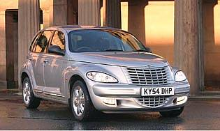 picture of chrysler pt cruiser from the front