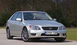 Car Reviews Lexus Is200 Sport The Aa