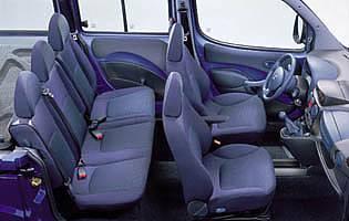 Car Reviews Fiat Doblo 1 9 Jtd Family The Aa