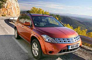 Car Reviews Nissan Murano 3 5 V6 The Aa