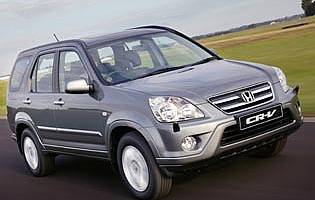 Car Reviews: Honda CR-V 2.2 i-CDTi Sport - The AA