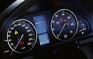 picture of dials