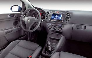 picture of golf plus interior