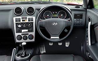 Car Reviews Hyundai Coupe 1 6 S The Aa