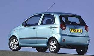 Home Improvement Loans >> Chevrolet Matiz 1.0 SE | AA