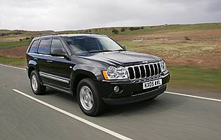 car reviews jeep grand cherokee 3 0 crd limited the aa. Black Bedroom Furniture Sets. Home Design Ideas