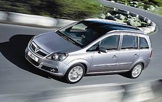 Zafira looks sharper and more potent than predecessor