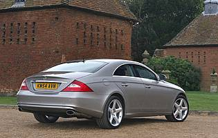 Car Reviews: Mercedes-Benz CLS-Class CLS 350 - The AA
