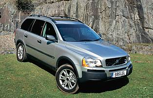 Car Reviews Volvo Xc90 D5 Euro Iv Executive The Aa