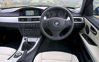 Car Reviews Bmw 3 Series 320d Se Touring The Aa