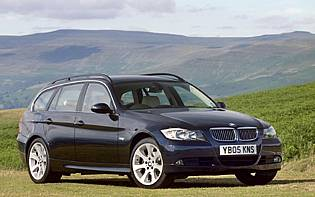 Bmw Financial Services Contact >> Car Reviews: BMW 3 Series 320d SE Touring - The AA