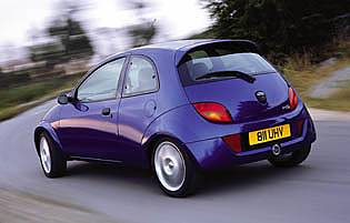 Ford Ka Collection Review