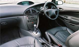 picture of citroen c5 interior
