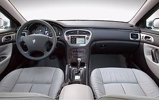 Image gallery peugeot 607 for Interieur 607