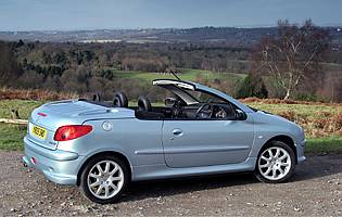 peugeot 206 convertible boot space images galleries with a bite. Black Bedroom Furniture Sets. Home Design Ideas