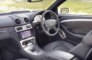Car Reviews: Mercedes-Benz CLK-Class Coupe CLK 220 CDI Avantgarde
