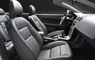 picture of c70 interior