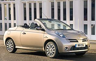 car reviews nissan micra c c 1 6 16v essenza the aa. Black Bedroom Furniture Sets. Home Design Ideas