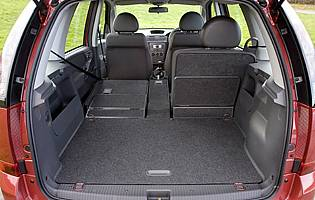 Car Reviews Vauxhall Meriva Club 1 6 The Aa