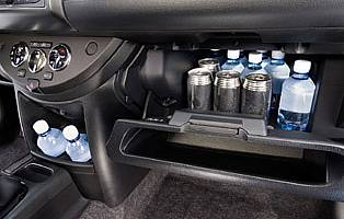 picture of note glovebox