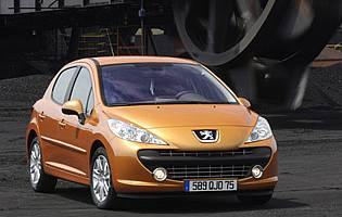 Car Reviews Peugeot 207 1 6 Hdi 110 Sport The Aa