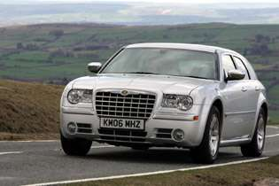 picture of 300c from the front