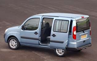 Car Reviews Fiat Doblo 13 Multijet Active The AA