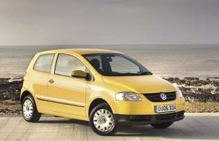 Car Reviews: Volkswagen Fox Urban Fox 1.2 - The AA