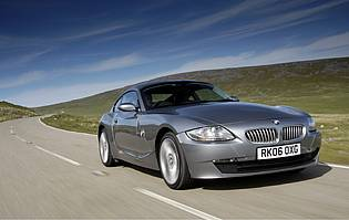 Car Reviews Bmw Z4 Coupe 3 0si Se The Aa