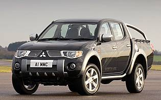 Car Reviews Mitsubishi L200 2 5 Di D Animal Double Cab