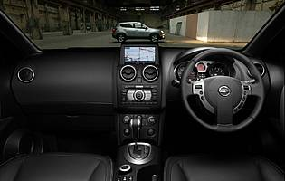 car reviews nissan qashqai 20 acenta the aa