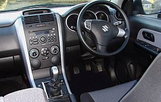 Car Reviews Suzuki Grand Vitara 2 0 Litre Vvt Five Door The Aa